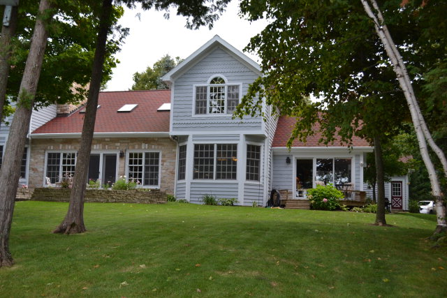 8227 White Cliff Rd, Egg Harbor, WI 54209