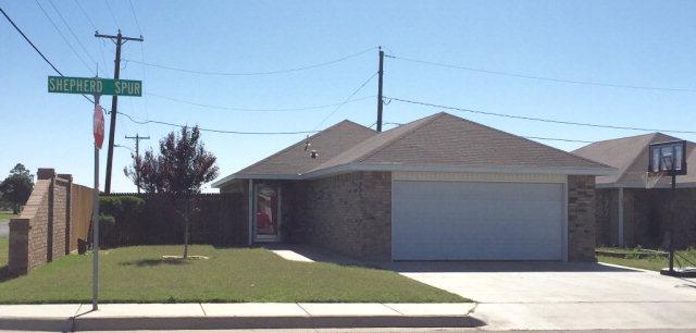 601 Shepherd Spur, Andrews, TX 79714