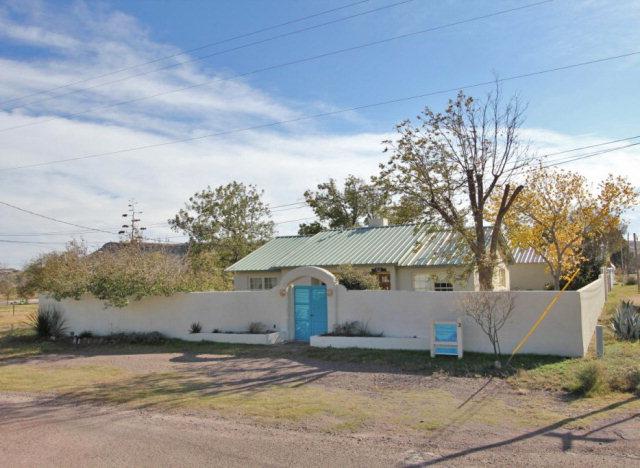 Webster Ave, Fort Davis, TX 79734
