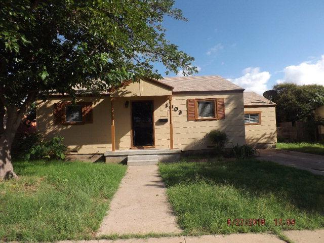 1003 21st St, Odessa, TX 79763