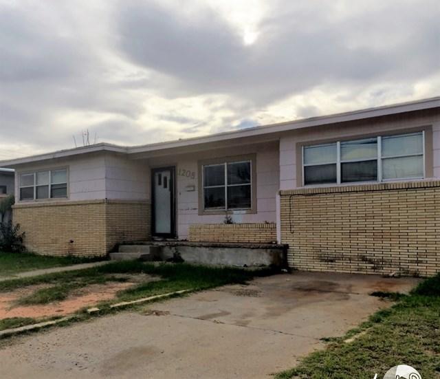 1208 E 21st St, Odessa, TX 79761