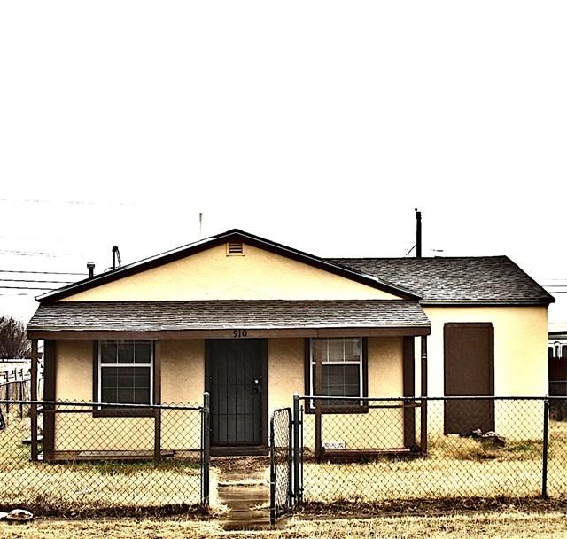 910 E 14th St, Odessa, TX 79761