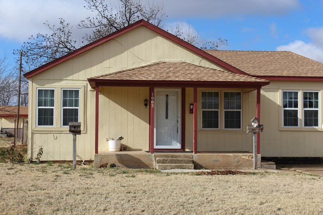 1003 NW 1st St, Andrews, TX 79714