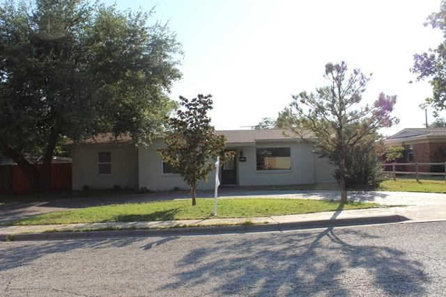 1105 NW 12th St, Andrews, TX 79714