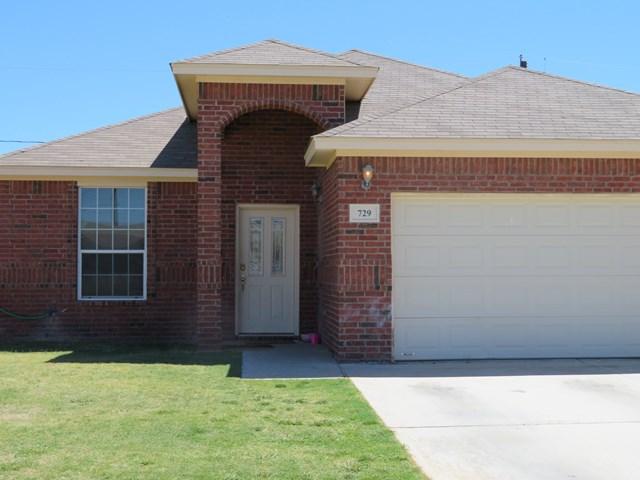 729 SE Shepherd Circle, Andrews, TX 79714
