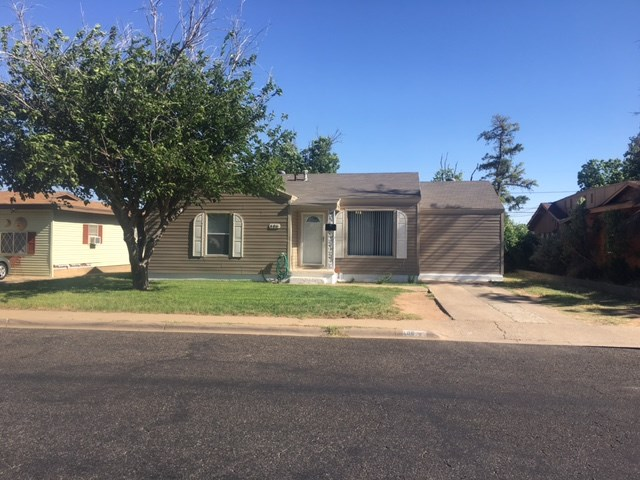 406 E 36th St, Odessa, TX 79762