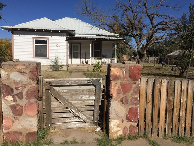 507 W Ave A, Alpine, TX 79830