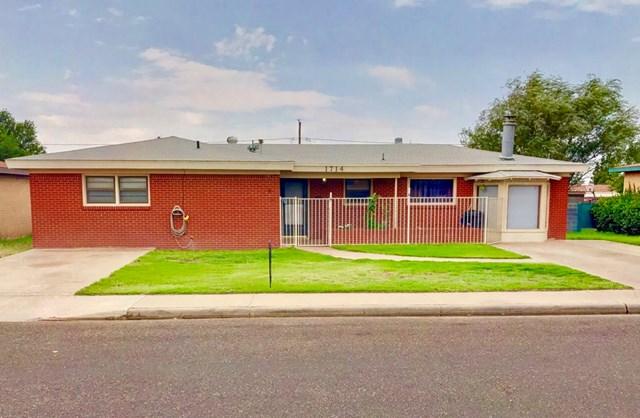 1714 Beverly St, Odessa, TX 79761