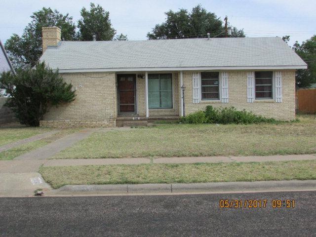 918 W 20th St, Odessa, TX 79762