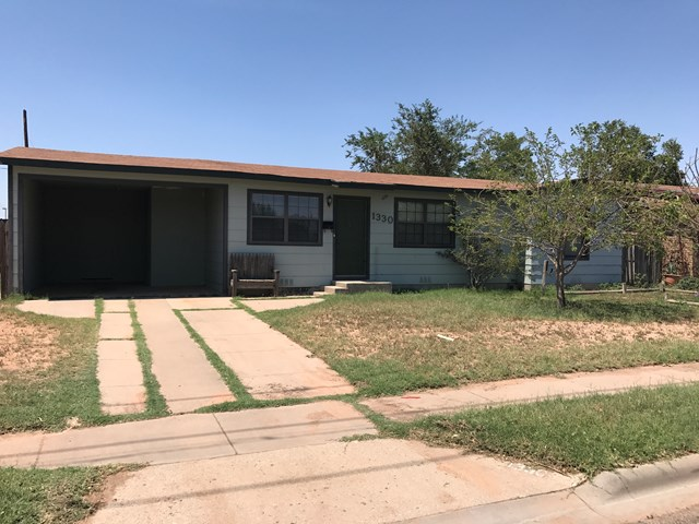 1330  W Clements, Odessa, TX 79763