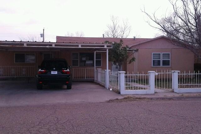 910 N Carol St, Monahans, TX 79756