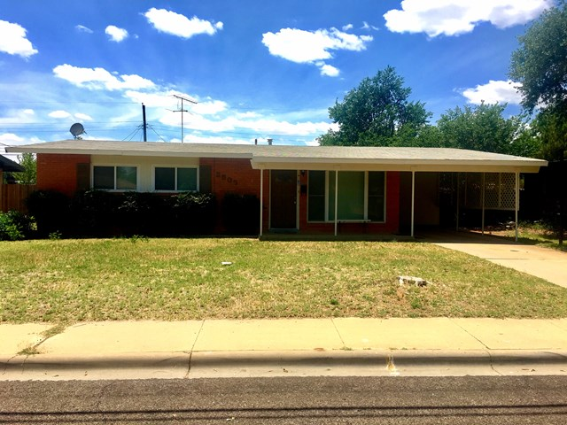 2503 Custer Ave, Odessa, TX 79761