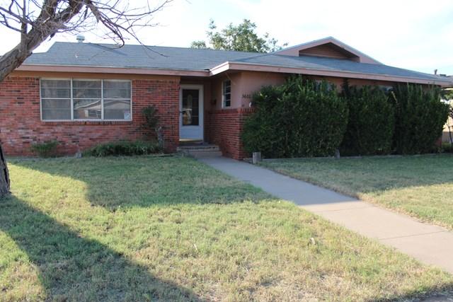 3601  Springdale Dr, Odessa, TX 79672