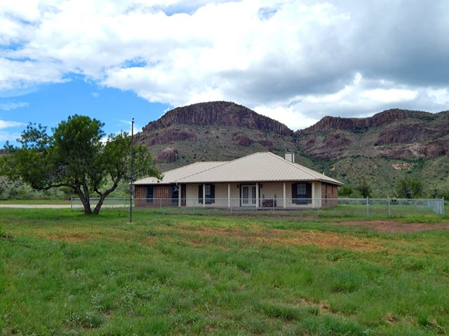1703 End of Pavement, Alpine, TX 79830
