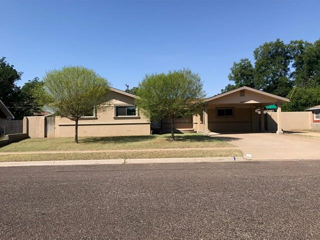 1407 NW 9th St, Andrews, TX 79714