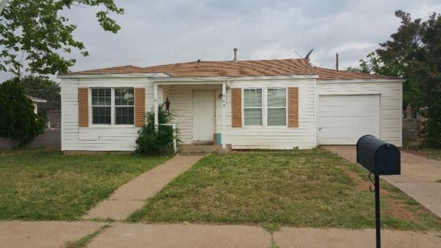 909 NE 5th St, Andrews, TX 79714