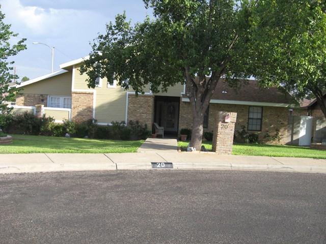 20 Graves Court, Odessa, TX 79762
