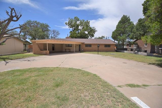1203 S Bruce Ave, Monahans, TX 79756