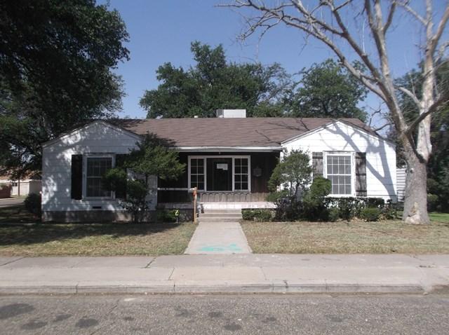 1009 S Calvin St, Monahans, TX 79756
