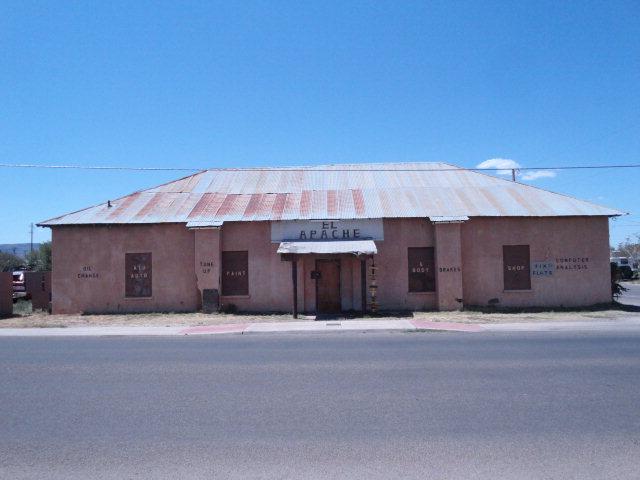 Gallego, Alpine, TX 79830