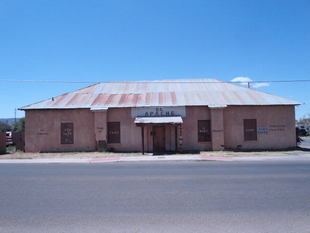 Gallego, Alpine, TX 79830