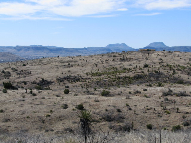 High Lonesome, Alpine, TX 79830