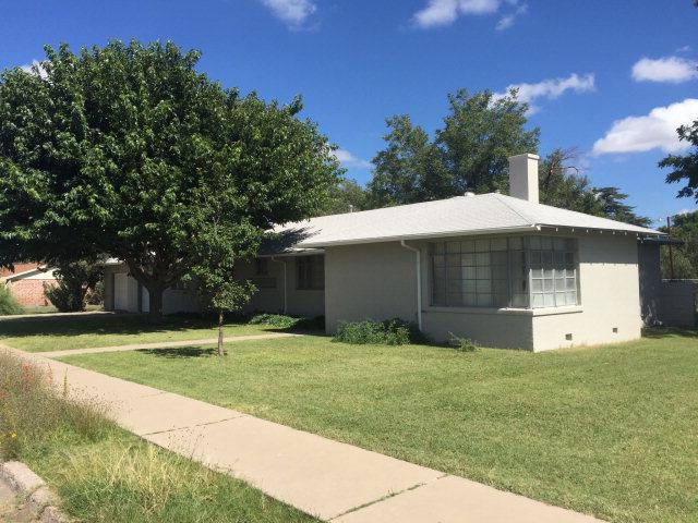 500 N Summer St, Marfa, TX 79843