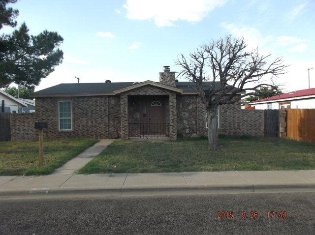 409 E 86th St, Odessa, TX 79765