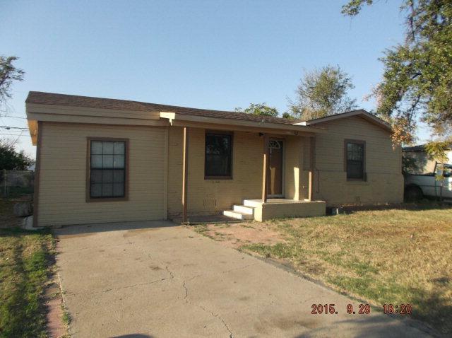 1309 E 36th St, Odessa, TX 79762