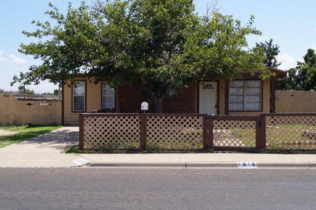 1816 E 46th St, Odessa, TX 79762