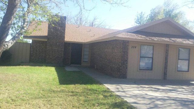 324 E 50th St, Odessa, TX 79761