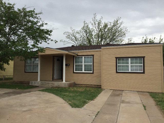 908 E 36th St, Odessa, TX 79762