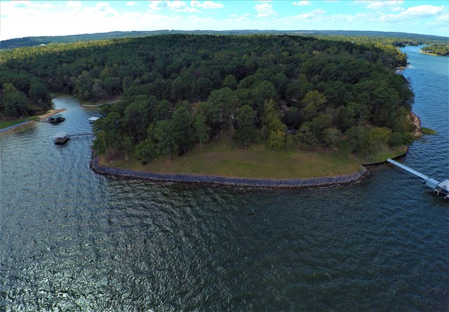 Drone photo aerial view of water