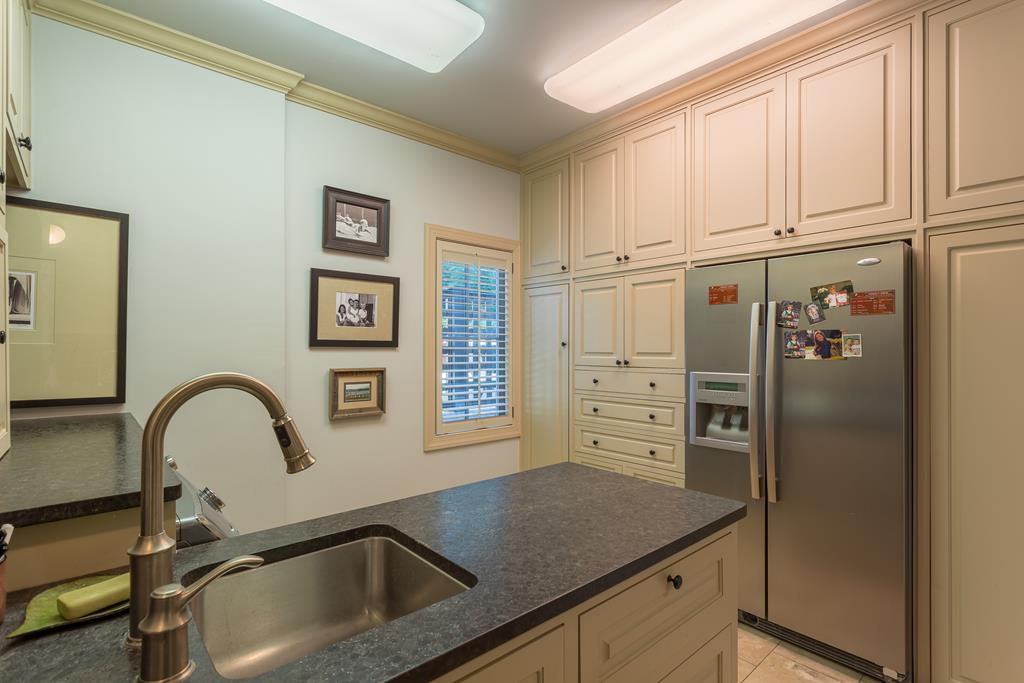 Caterer\'s kitchen/laundry area
