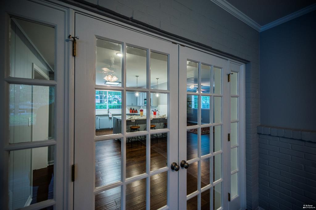 Family Room Entrance