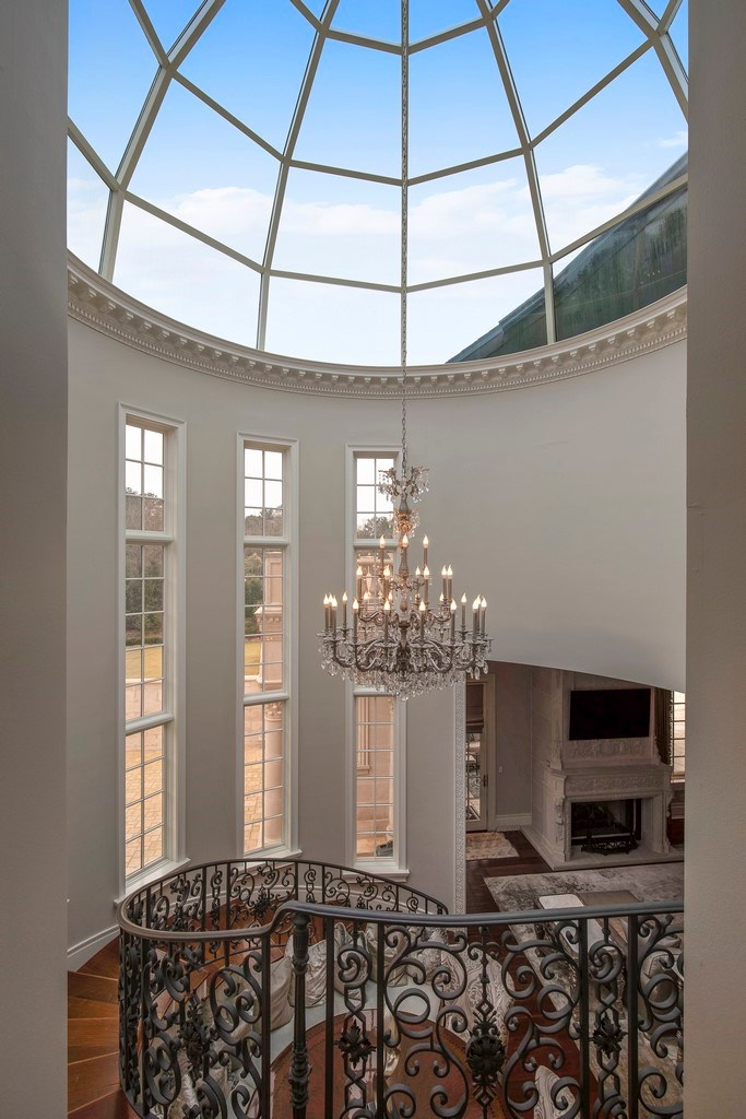 Dome in Staircase