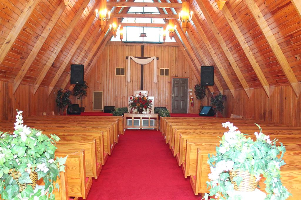 Chapel Inside View