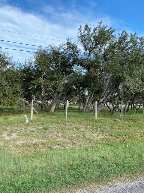 Over sized lot 216 feet deep!!! City water and Mobile Homes Allowed!! Great trees and cleared ready for your home site!
