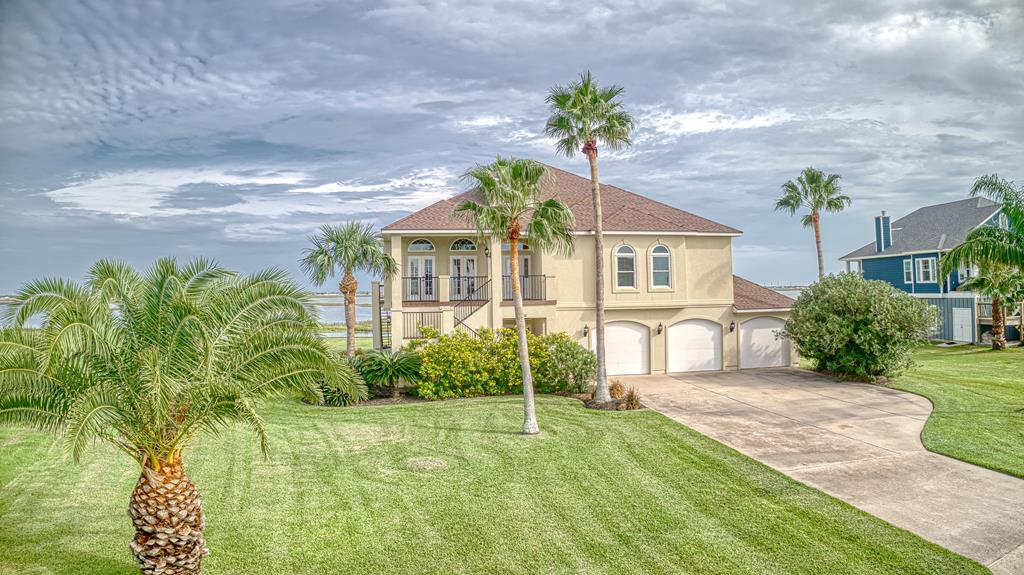 Breathtakingly beautiful & abundantly endowed w so many features, 20 Southpointe is an incredible home located in THE MOST picturesque of settings. As you enter Cape Velero Estates you will be greeted by its raw and natural beauty. The Port Bay estuaries boast a wildlife community that is home to many bird & fish species. As you drive up to this estate you'll notice the 3 car garage & medeteranian style architechture, The lower level has 3 bedrooms & 2 full bathrms, a spacious kitchen w custom cabinets, eating bar. There's elevator to the 2nd floor! If you prefer to take the stairs, head up & fall in love w the panoramic waterviews. Hours could be spent just staring out the window at Port Bay. An open living room is welcoming to a large crowd & the covered patio is a perfect retreat. Separate bedrooms allow for private main retreat w walk in closets & double vanity. The kitchen boasts an eating bar & island, views plus there's a dining area, too. Videohttps://vimeo.com/494214000