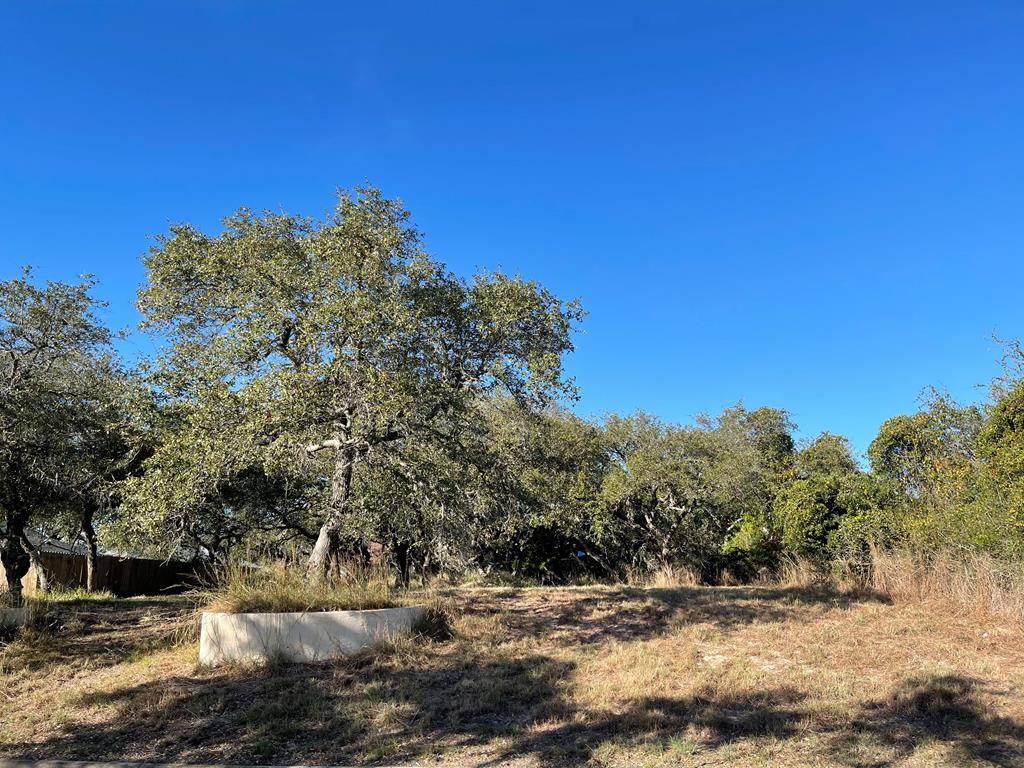 Lovely site to build your home located near RCC clubhouse, pool and golf course with majestic oak trees and convenient to everything Rockport/Fulton offer, minutes from Rockport BEACH, nature trails and lots of restaurants and shops! Easy access in & out of the neighborhood. Drive by and check it out! Low HOA fees. Check https://rcchomeowners.com/ for restrictions and subdivision information. Go to https://www.rockportcc.com/ for club and gulf membership information.