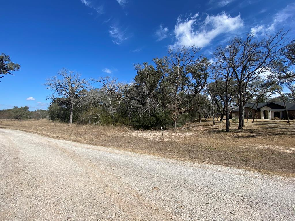 Close but perfectly far away! This 1.71 acres is only 7 minutes outside Victoria and is situated in a newly developed neighborhood. Beautiful homes surround this sizeable property that showcases mature trees and can be the perfect setting for your dream home. Enjoy the peacefulness of the country while quick and easy access to HWY 59. This privately tucked away neighborhood, Post Oak Estates will be your favorite place to call home. Take a drive-by today and see what it feels like to relax. For more information visit http://www.postoakestates.com