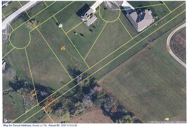 Land for Sale, ListingId:28144765, location: 13 Lot 13 Brook Ln Cookeville 38506