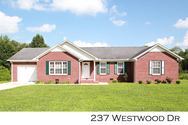 Real Estate for Sale, ListingId:29590219, location: 237 WESTWOOD DR Sparta 38583