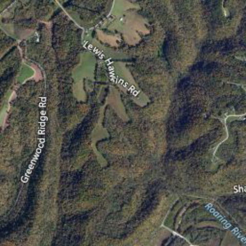 Land for Sale, ListingId:31181508, location: 43.7acre Greenwood Ridge Road Gainesboro 38562