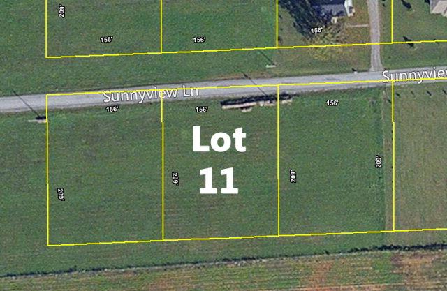 Land for Sale, ListingId:32573312, location: Lot 11 Sunnyview Lane Cookeville 38506