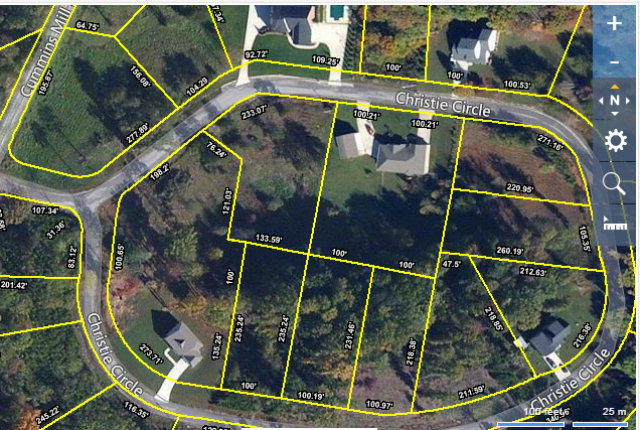 Land for Sale, ListingId:34233825, location: Lot 8 Christie Circle Cookeville 38506