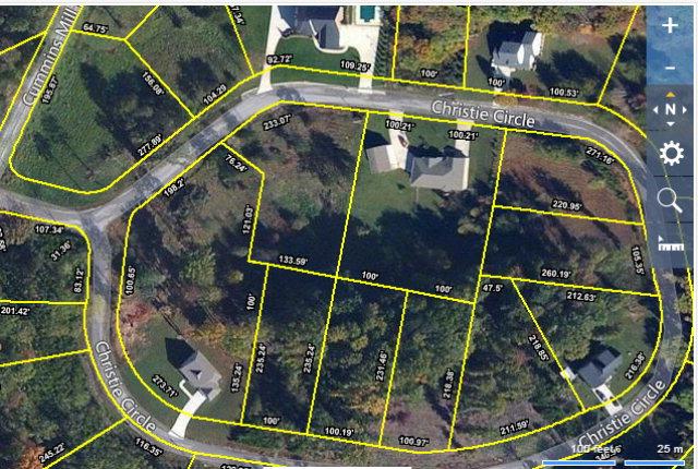 Land for Sale, ListingId:34233825, location: Lot 8 Christie Circle Cookeville 38506