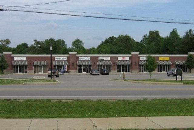 Commercial Property for Sale, ListingId:37029956, location: 1680 S Jefferson Cookeville 38506