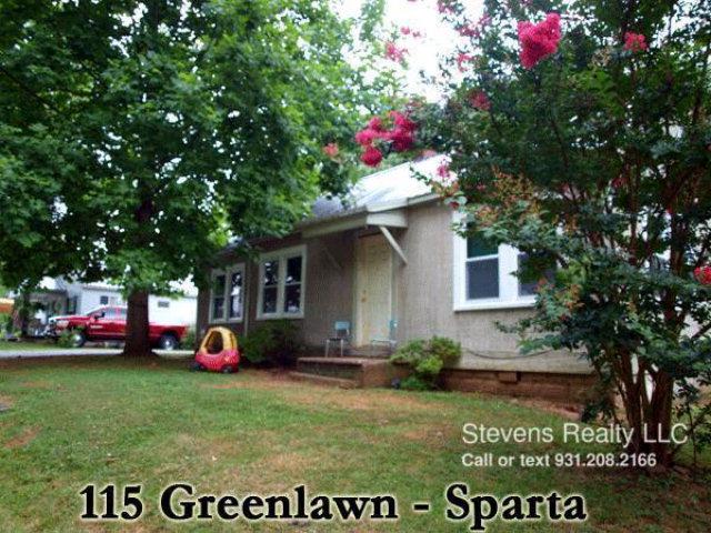115 Greenlawn Dr, SPARTA, TN 38583