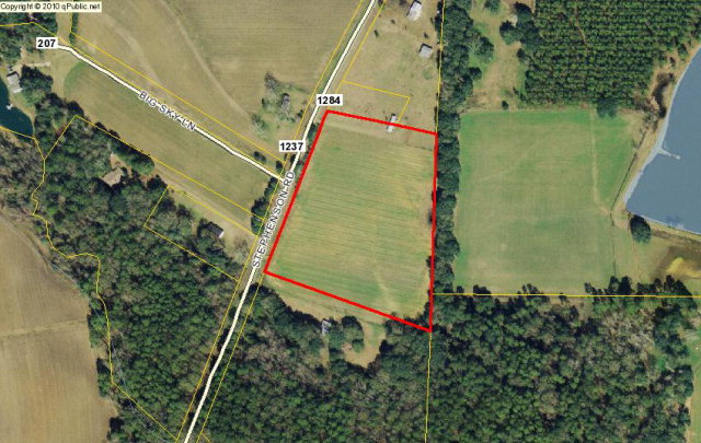 10.7 Ac. Stephenson Rd., Boston, GA 31626
